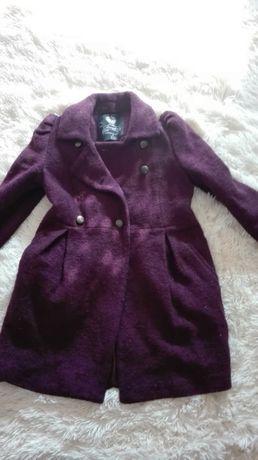 Fioletowy płaszcz Atmosphere 36