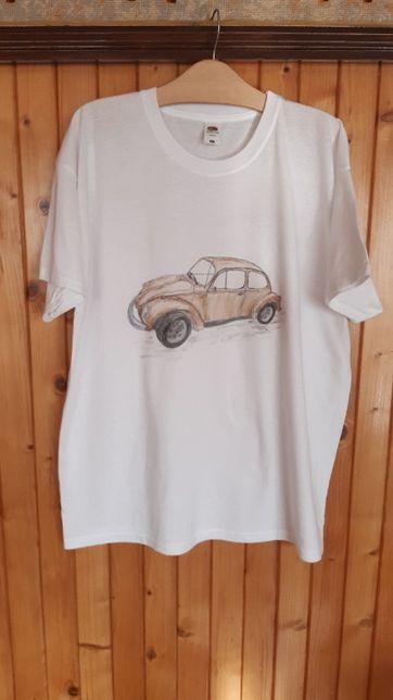 koszulka ręcznie malowana nr 2