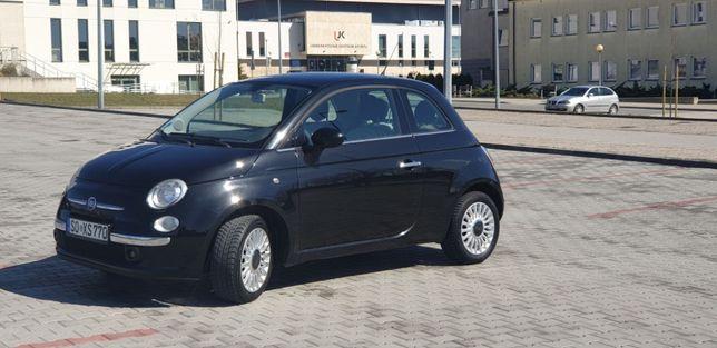 ** Fiat 500 1.4 100hP 6 biegów ** Wersja Sport **Szklany dach**