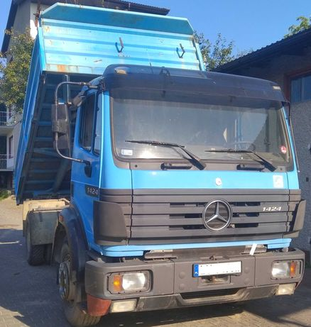 Mercedes MR 1424 wywrotka