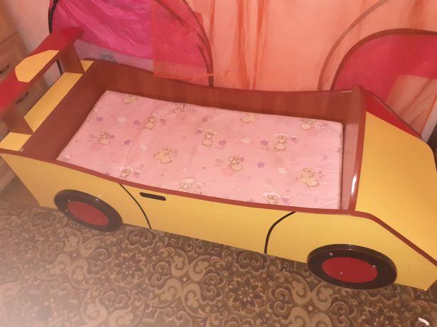 Кровать детская хорошее состояние
