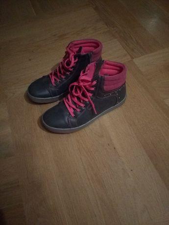 Buty dziewczęce