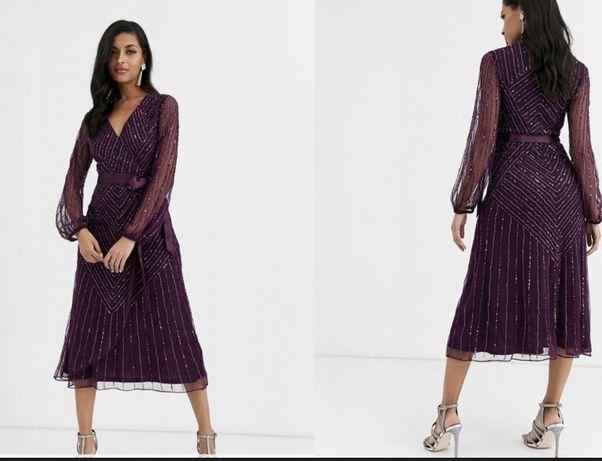 Amelia Rose XL przepiękna sukienka nowa