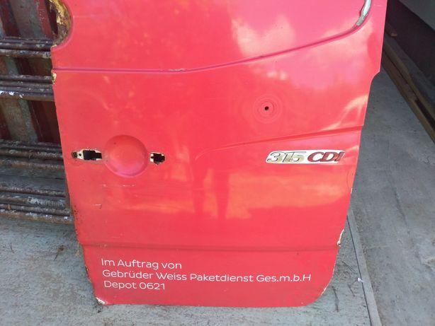 Drzwi prawy tył Sprinter 906 Crafter