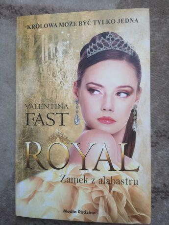 Royal Valentina Fast, Tom III Zamek z alabastru