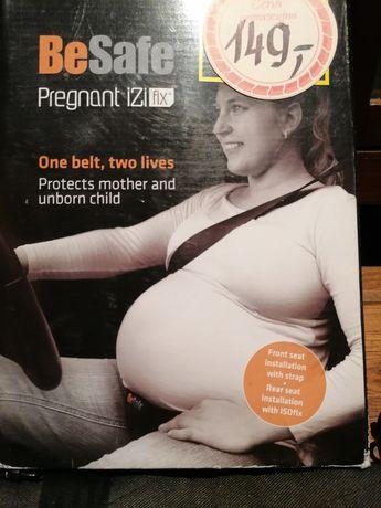Pas samochodowy ciążowy BeSafe Pregnat izi fix