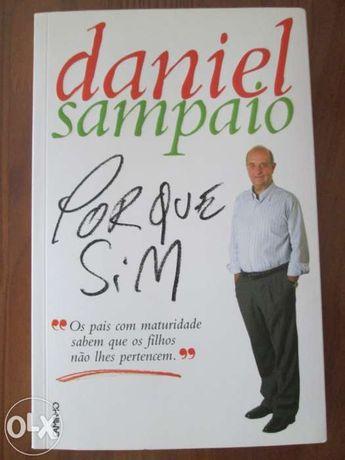 "Livro ""Porque sim"" de Daniel Sampaio"