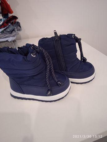 Buty nowe dla chłopca