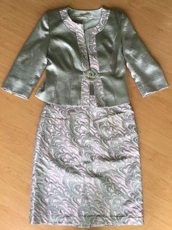 Komplet sukienka