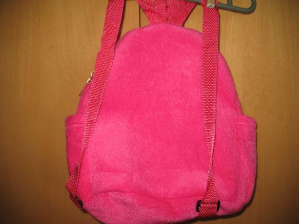 Рюкзак для девочки 2-5 лет