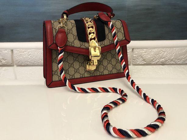 Новая сумка Gucci люкс