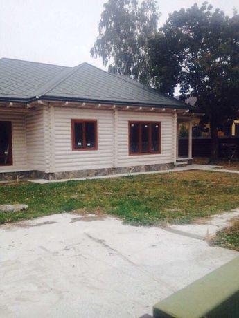 Продается деревянный дом возле Киева