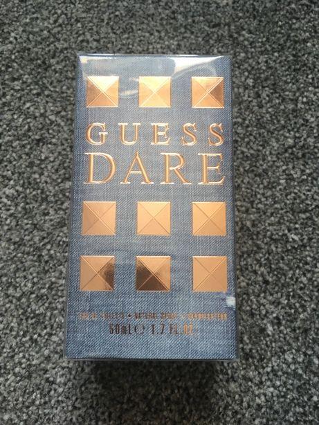 Zafoliowane perfumy Guess Dare 50 ml nowe