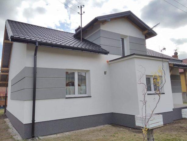 DOCIEPLENIA,malowanie elewacji,dachów, kompleksowe usługi remontowe