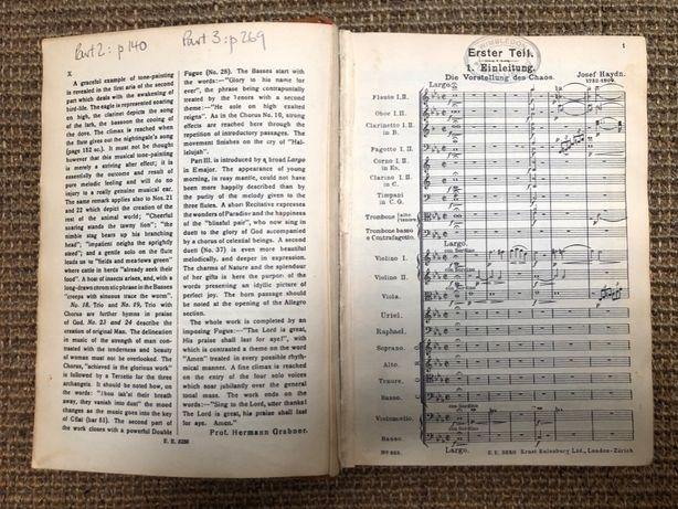 [Eulenburg] Joseph Haydn - The Creation   A Criação (Full Score)