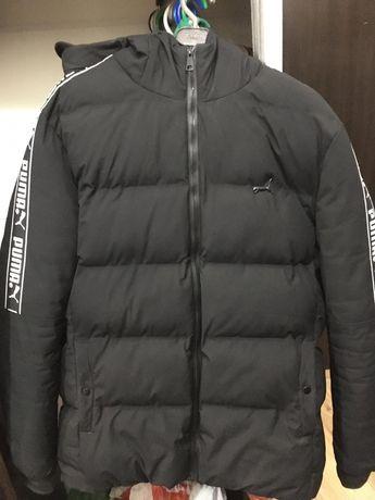 Мужская куртка Puma Пума, размер 50 L Зима