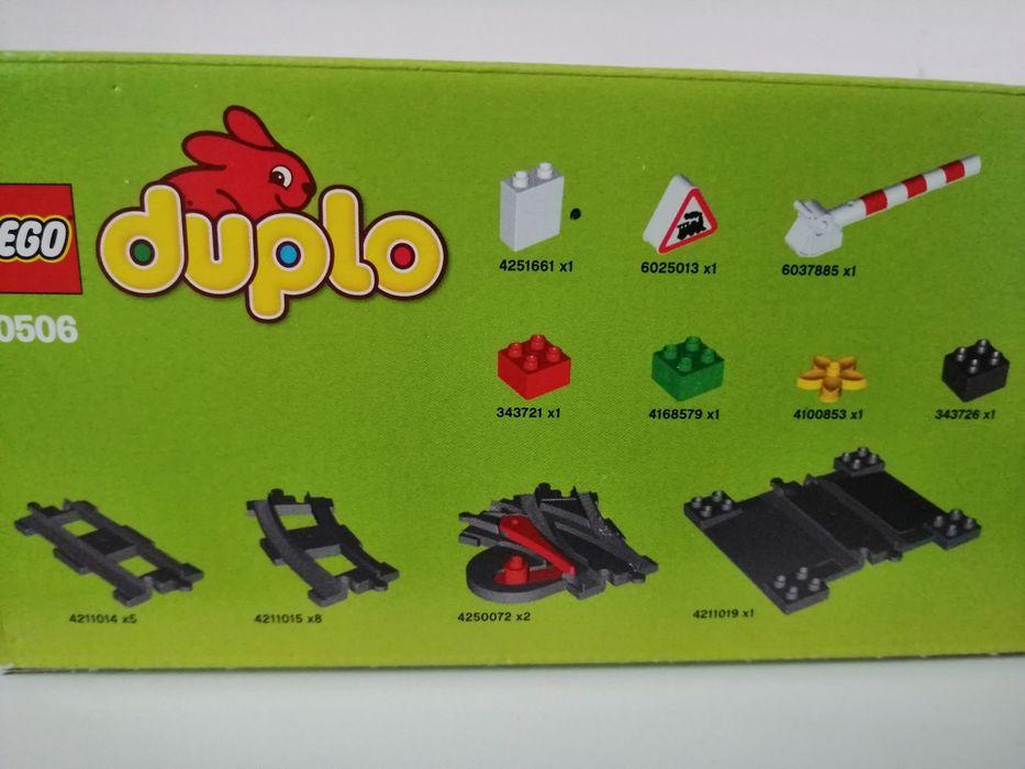 Lego Duplo tory 10506 Gołaszyn - image 1