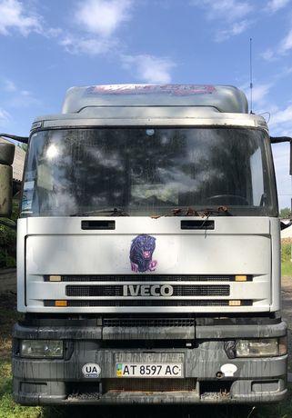 Тягач, фура Iveco EuroTech