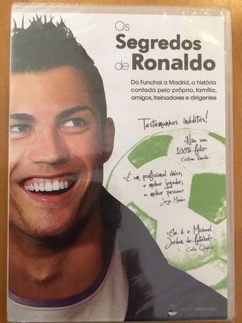 DVD Os Segredos de Ronaldo