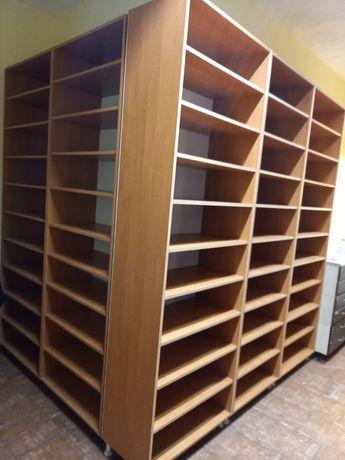 Regał regały szafki półki witryna sklep, warsztaty itp