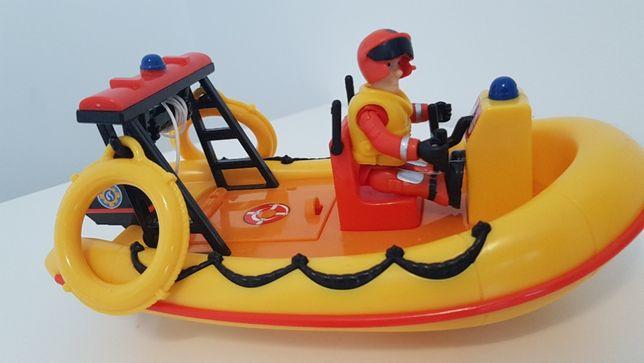 Strażak Sam łódź Neptun