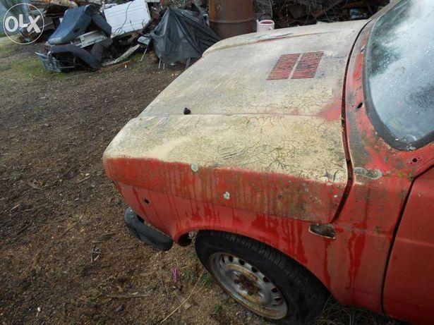 Fiat 127 1º modelo inteiro-peças