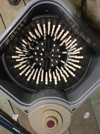 Перосьемная машина