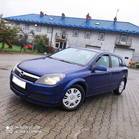Opel Astra H, Benzyna + Gaz, klima, tempomat,