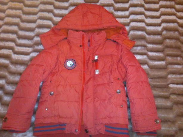 Детская зимняя куртка ohccmith размер 92 см
