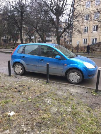 Форд-Фієста 2005р.Нерозмитнений.