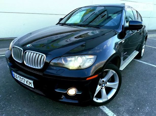 Продам BMW X6 2008