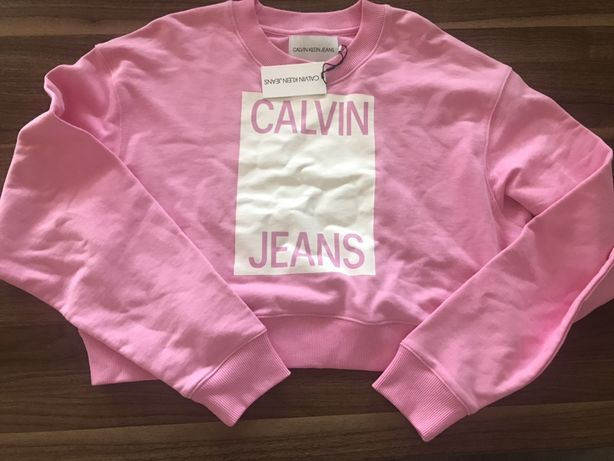 Super bluza Calvin Klein rozm XL