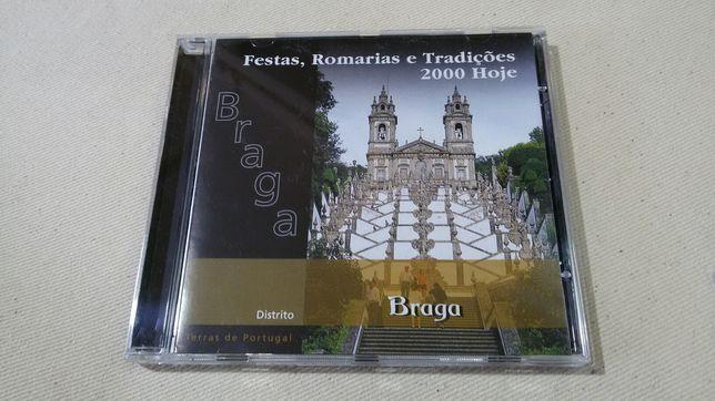 Festas,Romarias e Tradições 2000 hoje BRAGA