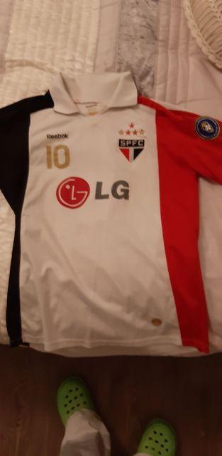 Camisola Sao Paulo FC 12anos