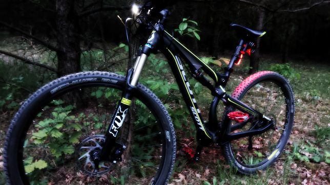 Scott genius 940 (2016) //enduro //mtb //full suspension