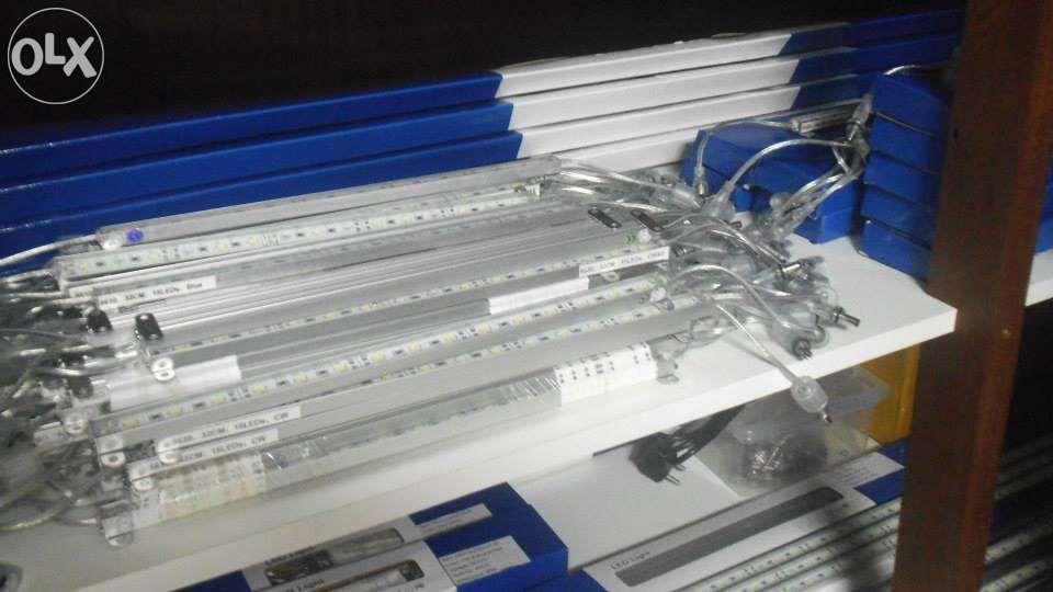 Barras led especificas para aquario 100cm