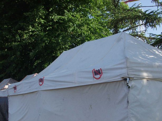 Namiot Handlowy 6 x 3 gralech