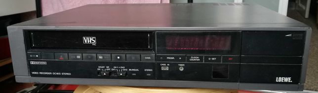 Magnetowid Loewe Video Recorder OC 60S stereo