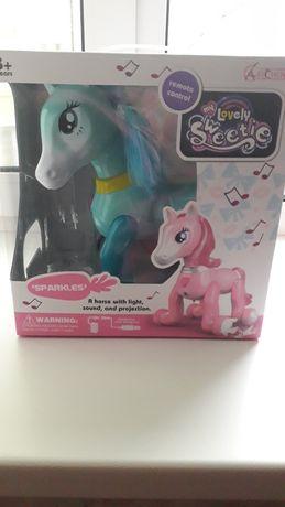 Продам игрушку новая Пони на радиоуправлении