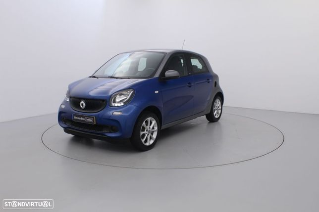 Smart ForFour 1.0 Passion 71 Aut.