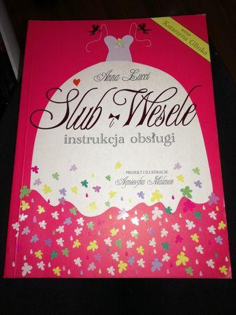 Ślub i wesele książka