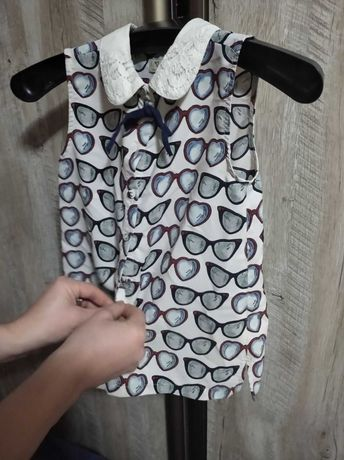Блуза для модниці