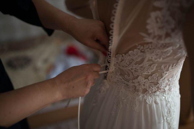 Suknia slubna SABE
