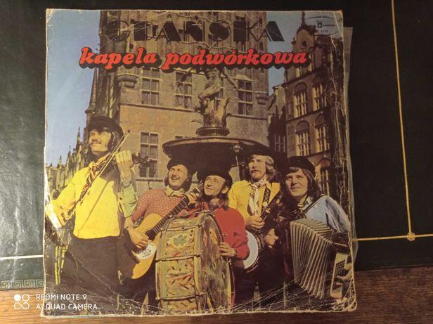 Płyta Gdańska Kapela Podwórkowa