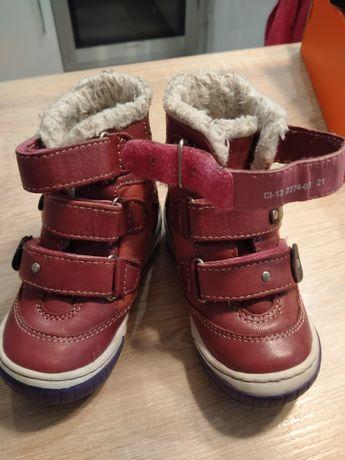 Buty śniegowce Lasocki skórzane 21