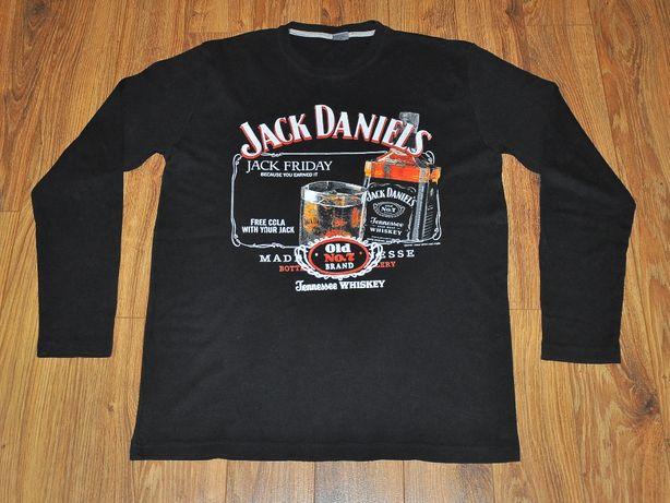 JACK DANIELS - Bluza Longsleeve rozm.XL