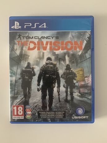 Tom Clancy's the division PS4 PL
