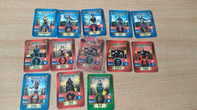Karty heros 4 na sprzedaż