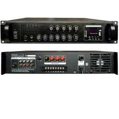 Трансляционный усилитель звука Big PADIG250 5zone USB/MP3/FM/BT/REMOTE