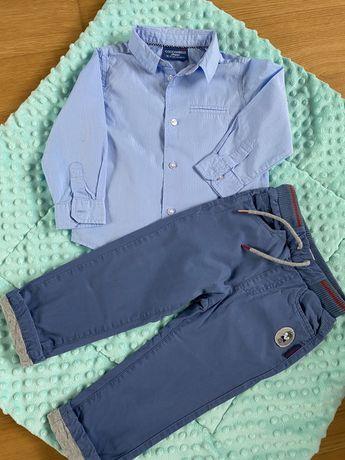 Coccodrillo ubrania dla chłopca 92